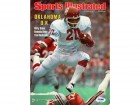 Billy Sims Autographed Magazine Cover Oklahoma PSA/DNA #S43214