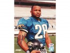 Fred Taylor Autographed 8x10 Photo Jaguars PSA/DNA #S43557