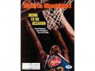 David Thompson Autographed Magazine Cover Nuggets PSA/DNA #S43781