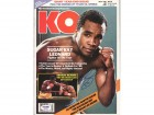 Sugar Ray Leonard Autographed Magazine Cover PSA/DNA #S49261