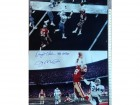 "Huge 30""x40"" Autographed The Catch Photo by Dwight Clark and Joe Montana with Special Inscription ""The Catch"""
