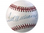 Ted Williams Autographed Baseball (UDA)