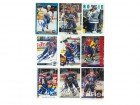 Edmonton Oilers Lot of 9 Autographed Cards. You will receive all cards in the picture. This Lot includes: Vladimir Vujtek, Bretn Gilchrist, Fredrik Olausson, Mats Lindgren, Louie DeBrusk, Jason Bonsignore, David Oliver, Luke Richardson & Scott Pearson