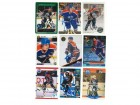 Edmonton Oilers Lot of 9 Autographed Cards. You will receive all cards in the picture. This Lot includes:Craig Muni, Shaun Van Allen, Eldon Reddick, Dave Manson, Ian Herbers, David Oliver, Tyler Wright, Mike Stapleton &Petr Klima..