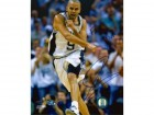 Tony Parker Finals MVP 07 Autograph / Signed 8x10 Photo