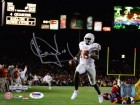 Vince Young Autographed 8x10 Photo Texas Longhorns PSA/DNA Stock #52573