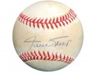 Willie Mays Autographed National League William D. White Baseball