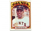 Willie Mays 1972 Topps Card #49