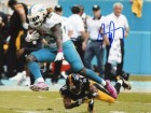 Jay Ajayi Autographed Vs. Pittsburgh Steelers 8x10 Photo